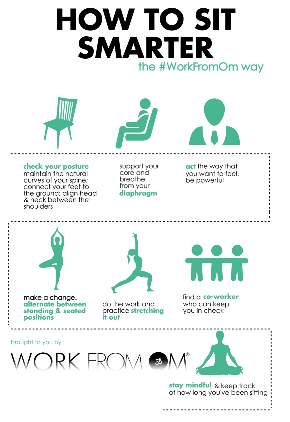 How To Sit Smarter Sydney Corporate Yoga