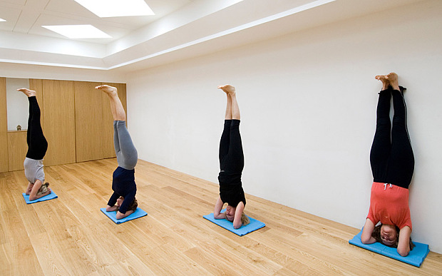 yoga for heart disease pdf