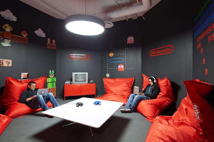 Recharge Rooms Are The Next Trend Your Employees Need In